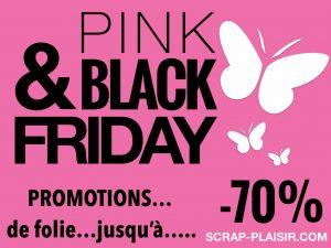 Pink & black Friday