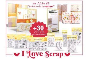 box CréaPlaisir ILS2 miracle de la nature