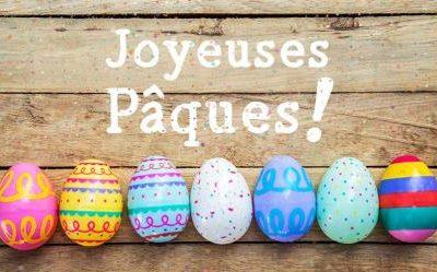 Oh, c'est Pâques !!! Sonnons les cloches